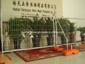 Durable Removable Temporary Fence for Construction pictures & photos