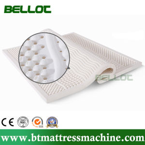 OEM 100% Natural Home Furniture Massage Latex Memory Foam Mattress pictures & photos