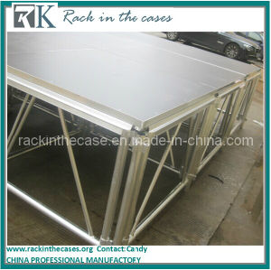 Rk Loading Weight Strong Aluminum Stage pictures & photos
