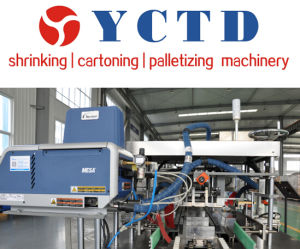 automatic cans  carton wrapping machine (YCZX35) pictures & photos