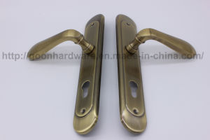 Aluminum Handle on Iron Plate 071 pictures & photos