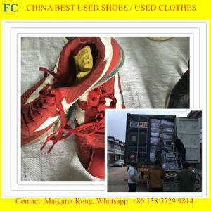 Clean Used Clothes/Shoes in Zhejiang pictures & photos