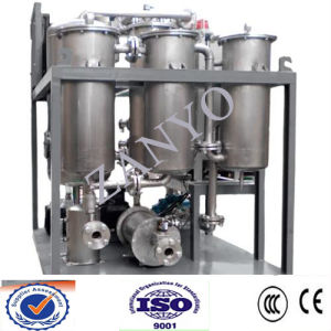 Zyc Vacuum Cooking Oil Purifier Machinery pictures & photos