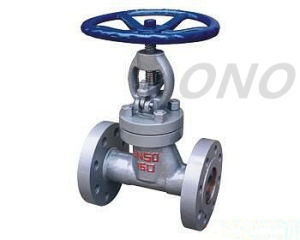 Through Way Flange Type Globe Valve L41h pictures & photos
