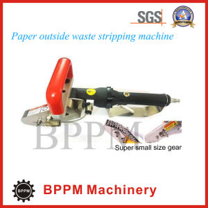 Portable Cardboard Waste Stripping Machine, Small Machine for Stripping Waste Paper pictures & photos