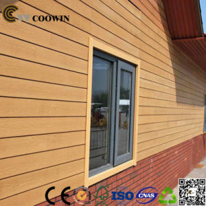 WPC New Material Wall Cladding (Grooved) pictures & photos