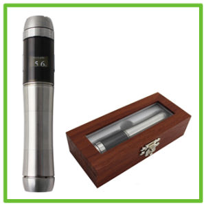 Steamoon Stainless Steel Vapor Kit VV/Vw OLED Display Electronic Cigarettes Accessories Wholesale Vx2