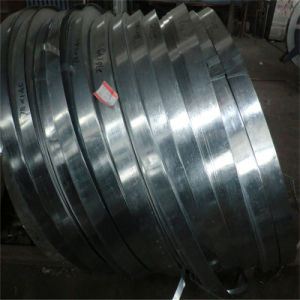 Narraw Steel Strip with Galvanized Surface for Pipe Making pictures & photos