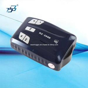 Super Radar Detector/GPS Detectable for Full Band Radar Bands of (X, k, ku, ka. Laser) and Fixed Speed Cameras