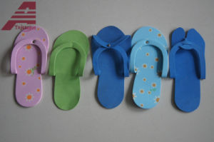 EVA Slippers, Beach Sandals, Dispossible Slippers pictures & photos