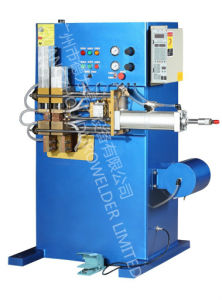 Copper Tube and Aluminum Tube Butt Welding Equipment (UN3 Series) pictures & photos