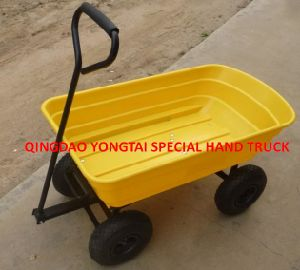 Garden Cart (with POLY TRAY) pictures & photos