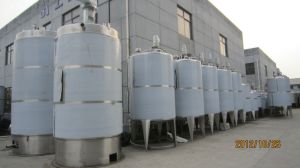 Stainless Steel Mixing Tank (MG) pictures & photos