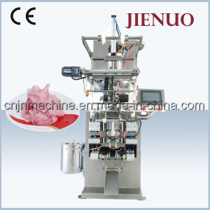 Automatic Vertical Sushi Ginger Food Packing Machine pictures & photos