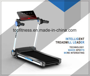 Hot Sale High Quality Folding Homeuse Treadmill pictures & photos