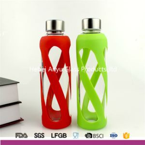 250ml 500ml 1L Beverage Juice Milk Water Glass Bottle pictures & photos