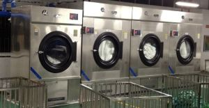 Full Stainless Steel Used Industrial Laundry Machine pictures & photos