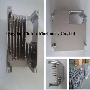 Cast Aluminum Heat Exchanger Casting pictures & photos
