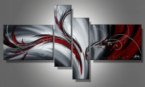 Modern Abstract Oil Painting on Canvas pictures & photos