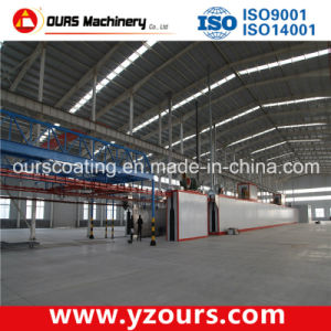 Stainless Steel Powder Coating Machine/Line pictures & photos