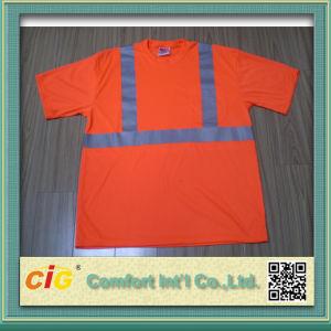 Cotton Reflective T-Shirt pictures & photos