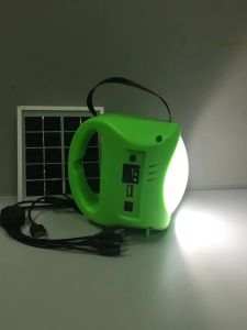 Solar LED Hand Lantern with High Quality and Factory Original Price pictures & photos