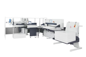 Paper Cutting System (Paper Cutting Production Line 115) pictures & photos