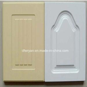Membrance PVC Kitchen Cabinet Door pictures & photos