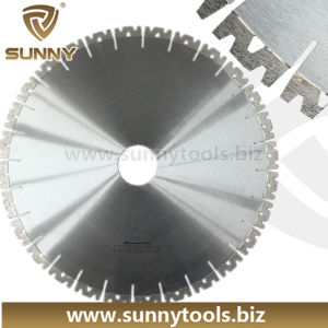 Sunny Tools W Shape Diamond Cutting Disc for Granite (SY-DB-015) pictures & photos