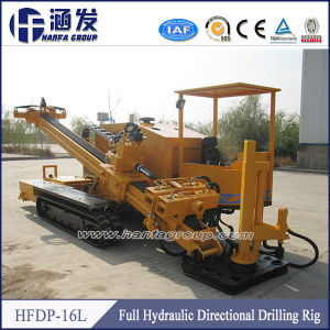 Hfdp-16L Horizontal Directional Drill for Soil Nailing pictures & photos