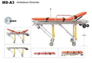 Md-A3 Automatic Loading Stretcher, Ambulance Stretcher, -CE Approved