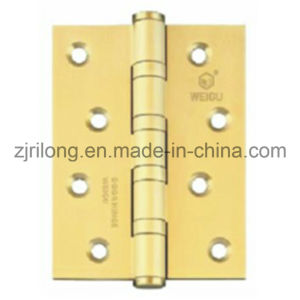 Bearing Hinge (Surface treatment) for Door Decoration Df 2026 pictures & photos