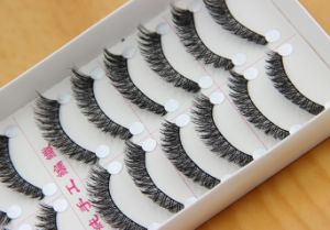 Janpan Handmade False Eyelashes Fashion Beauty Mink Regular pictures & photos