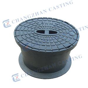 Casting Manhole Cover En124 D400 pictures & photos