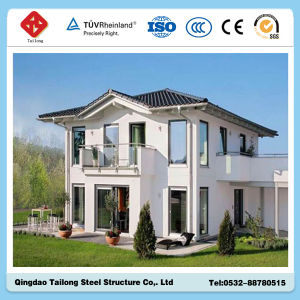 Prefabricated Steel Structure House Designs pictures & photos