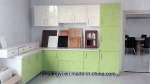 Kitchen Cabinet Simple Designs Modular Kitchen pictures & photos