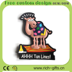 Tourists Souvenir Products PVC Fridge Magnet Gifts Camel Costmized (RC-TS19)