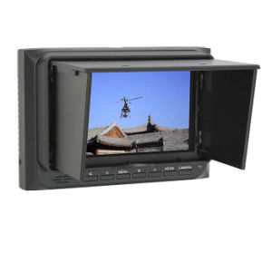 """5"""" HD Fpv Monitor with Sun Shield, No Blue Screen pictures & photos"""