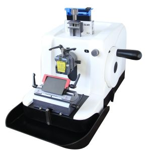 Cost Effective Pathological Rotary Manual Microtome pictures & photos
