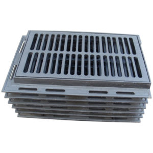 Ductile Iron Gully Grating for The Project pictures & photos