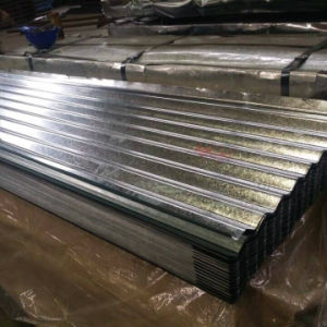 ASTM Building Material Galvanized Corrugated Steel Roofing Sheet 0.18mm pictures & photos