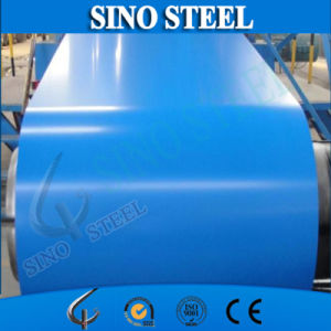 Prepainted PPGL Color Coated Galvanized Steel Coil pictures & photos