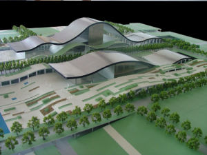 Planning Scale Models_Architectural Model Building (JW-132) pictures & photos