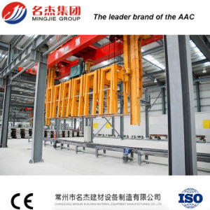 4.2meter Mould AAC Block Production Line pictures & photos