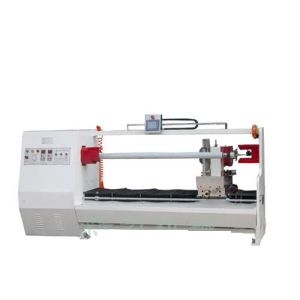 Automatic Paper Core Slitting Cutting Machine (ZN-703)