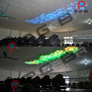 260W Beam Spot Moving Head Light Pattern Effect Stage Light pictures & photos