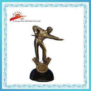 Billards Awards Figurine (SMTA825A)