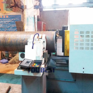 CNC Automatic Orbital Steel Tube/Pipe End Bevelling/Grooving Machinery pictures & photos