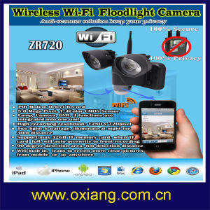 High Performance Real-Time IP Camera Monitoring System (zr720) pictures & photos
