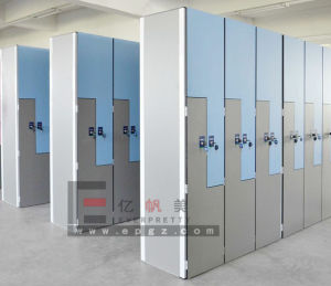 Compact Laminate Locker Cabinet pictures & photos